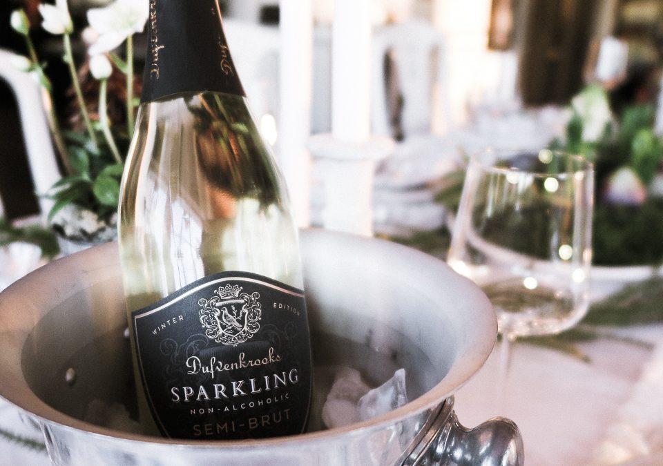 Alkoholfritt bubbel från Dufvenskrooks i Kökets Box