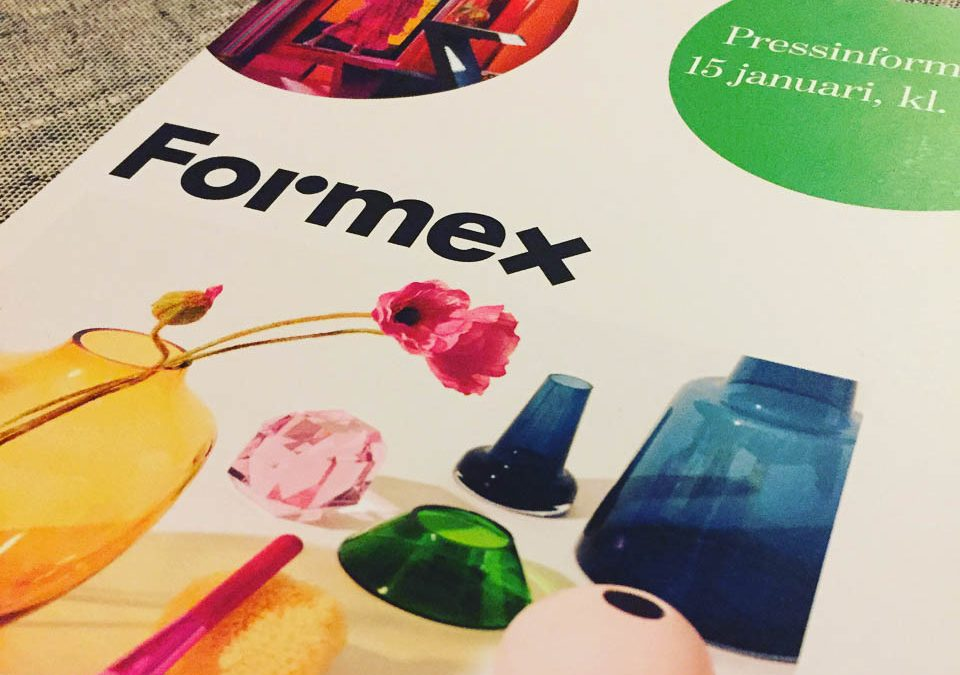 Formex våren 2019 – A new Palette
