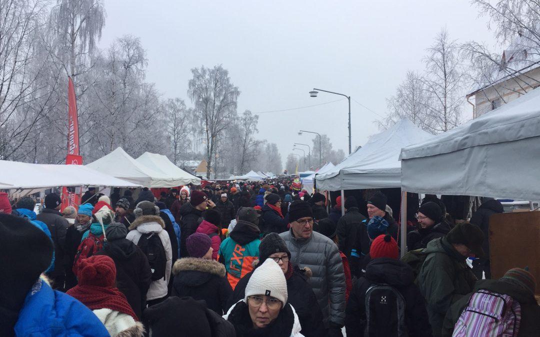 Snart dags för Jokkmokks Marknad
